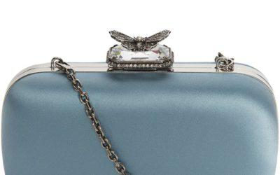 昆虫モチーフのバッグやスパイク付きパンプス 「Alexander McQueen(アレキサンダー・マックイーン)」、新作を発売