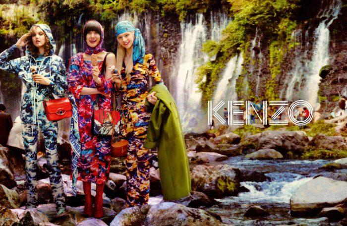 「KENZO(ケンゾー)」、ストーリー性のある写真家、デビッド・ラシャペルとのコラボ第2弾