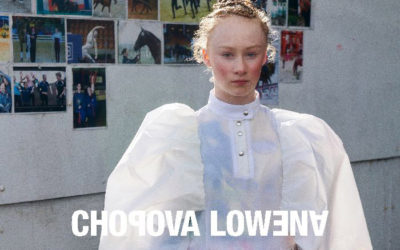 コアな人気ブランド「Chopova Lowena(チョポヴァ ロウェナ)」のカプセルコレクションがMATCHESFASHION.COMに登場