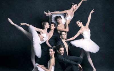 Repetto(レペット)銀座店でオペラ座ダンサー4人のトーク&フォトイベント開催