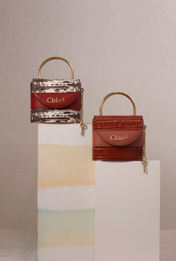 「Chloé(クロエ)」、新作バッグ「ABY LOCK」を発売
