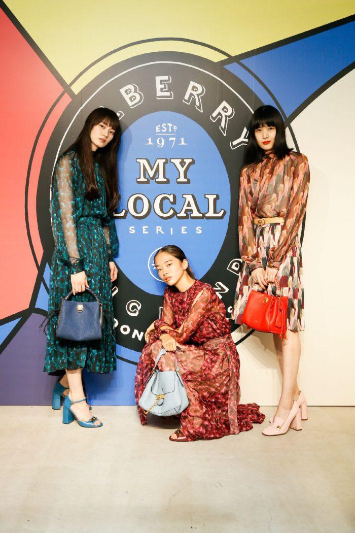 「Mulberry(マルベリー)」はブランド初となる東京でのグローバルイベントを表参道の「CASE B」で開