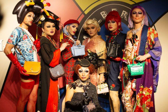 「Mulberry(マルベリー)」はブランド初となる東京でのグローバルイベントを表参道の「CASE B」で開催