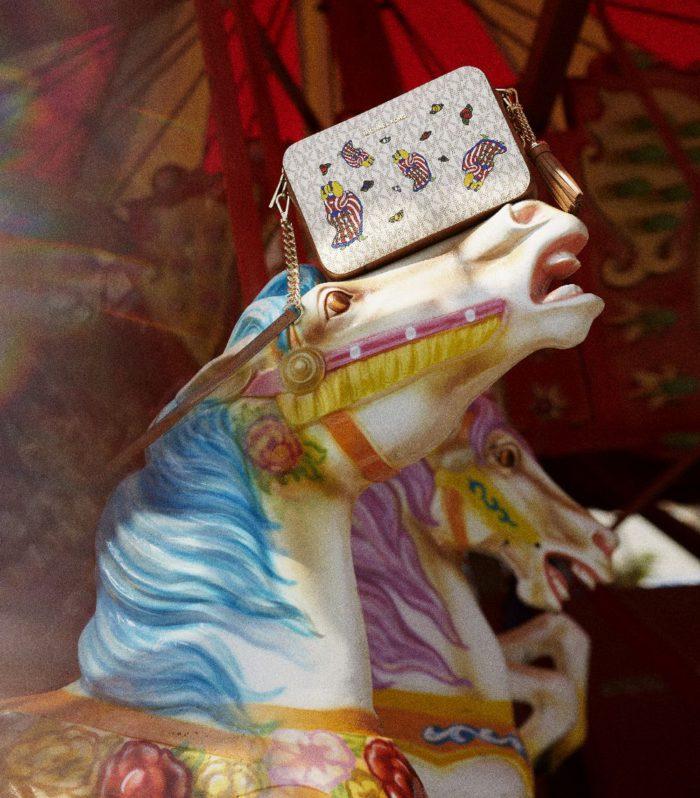 「MICHAEL KORS(マイケル・コース)」、日本限定のカプセルコレクション発売 注目アーティストのヤナギダマサミ氏とコラボ