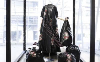 「mintdesigns(ミントデザインズ)」、ロンドンで2020年春夏コレクションを発表 ブランド初の海外発表