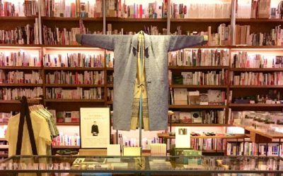 matohu(まとふ)デザイナー、堀畑裕之氏の著書『言葉の服』刊行記念、堀畑裕之氏×鞍田崇氏トークショーを開催