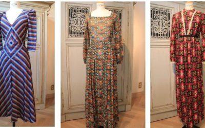 70年代ロンドンのヴィンテージドレスを集めたフェアが「Atelier Ninon(アトリエ ニノン)」で開催