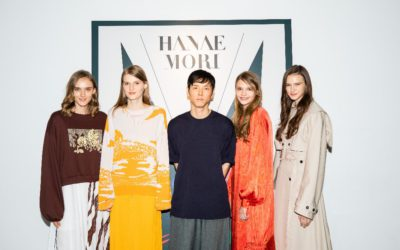 「HANAE MORI(ハナエモリ)」、2020年春夏コレクションを発表 松重健太デザイナーが就任