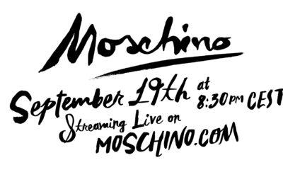 MOSCHINO(モスキーノ)2020年春夏ミラノコレクション・ランウェイショー ライブストリーミング