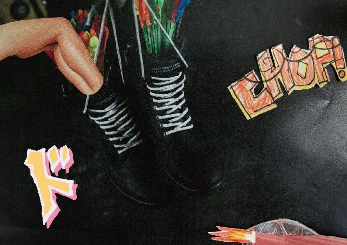 「ECCO」とコラボレートしたシューズ「Maison MIHARA YASUHIRO for ECCO EXOSTRIKE」が発売