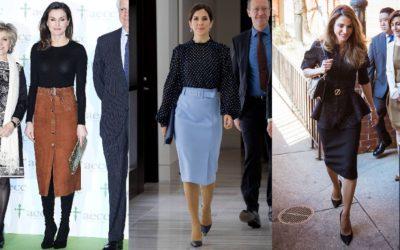 王妃や王女は知っていた!「タイトスカート」で着痩せできる3つのテクニック