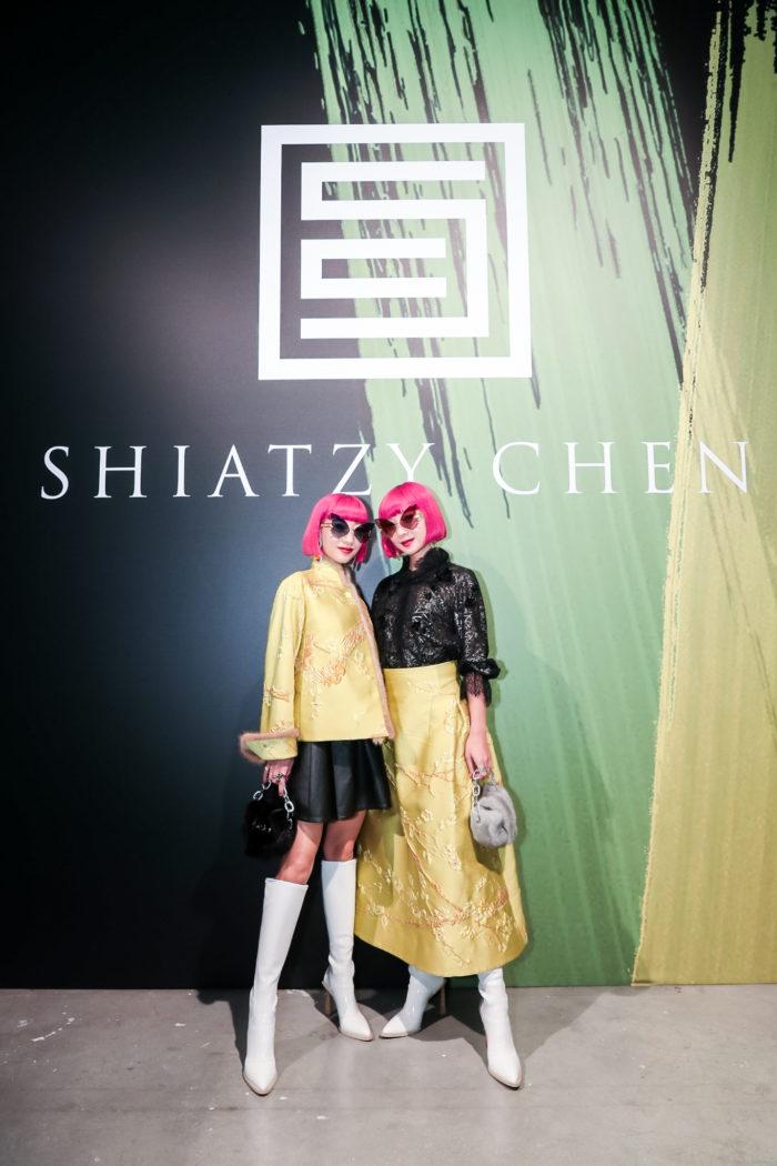 「SHIATZY CHEN(シャッツィ・チェン)」、2020年春夏コレクションを発表 竹のしなやかさをイメージ