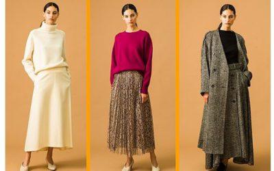 2019-20年秋冬のトレンドはロングスカートで決まり ebure(エブール)コレクション