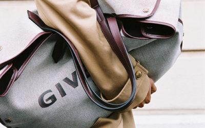 自分好みに使い分け可能 「GIVENCHY(ジバンシィ)」、トートバッグ「BOND(ボンド)」を発売