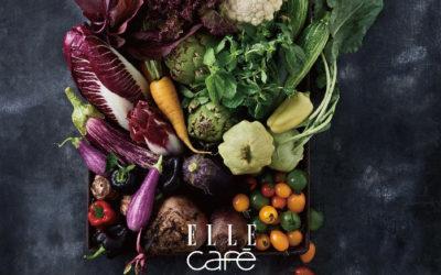 「ELLE cafe(エルカフェ)」、青山店で「Chef's Vegetable Fair」を開催