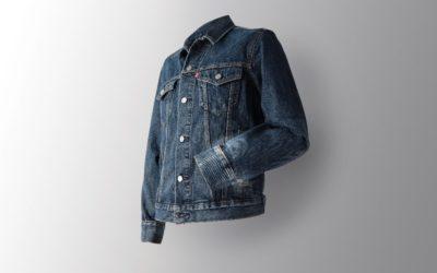 服に手で触れるだけでスマホ操作 「Levi's®(リーバイス®)」、スマートジャケットの第2弾を発売