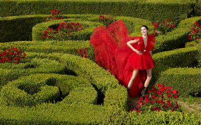 Giambattista Valli(ジャンバティスタ・ヴァリ)x H&Mのキャンペーンイメージ公開 ケンダル・ジェンナーやキアラ・フェラーニが登場