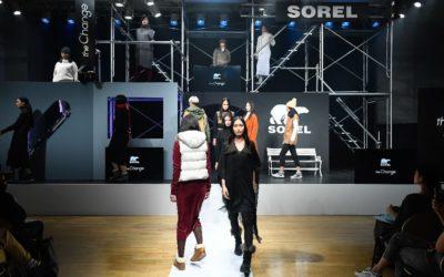 「SOREL(ソレル)」、日本初のファッションショーを開催 ポップアップストアがオープン