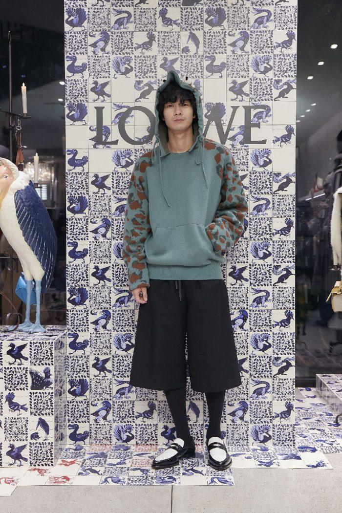 「LOEWE(ロエベ)」の旗艦店、東京・銀座にオープン