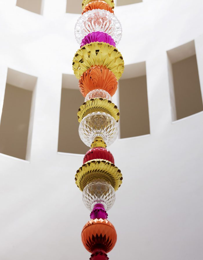 1韓国の現代アーティスト、チェ・ジョンファ氏の展覧会、「GYRE GALLERY」で開催