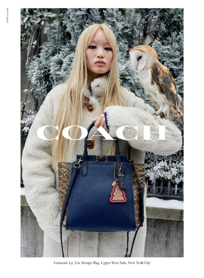 "「COACH(コーチ)」、2019年ホリデーシーズン キャンペーンに多彩なキャストを起用 新作""Horse and Carriage""コレクションも登場"