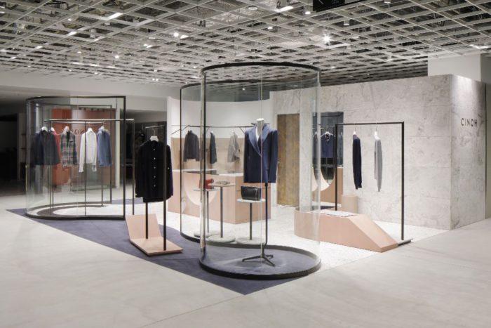 「CINOH(チノ)」、「渋谷パルコ」内に、ブランド初の直営店オープン