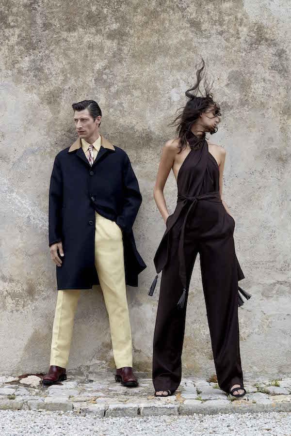 「Salvatore Ferragamo(サルヴァトーレ フェラガモ)」、2020年プレスプリング・コレクションを発表 ホリデーシーズンに華やぎ