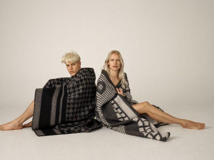 しなやかに体を包み込む 「TOMWOOD(トムウッド)」、ブランケット「Wood Blanket」を発売