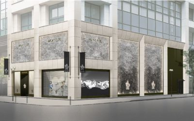 「MONCLER(モンクレール)」、関西地区に路面店を2店舗オープン 兵庫・神戸と大阪・難波に