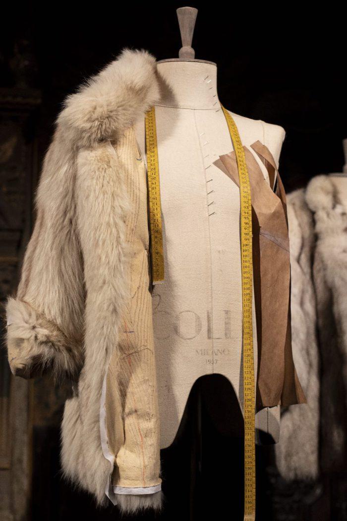 毛皮のアップサイクル生産へ移行 サスティナビリティを実現 「COLLINI MILANO 1937(コリーニ ミラノ 1937)」