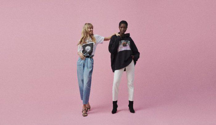 H&M、スーパーモデルのヘレナ・クリステンセンとのコラボカプセルコレクションを発売