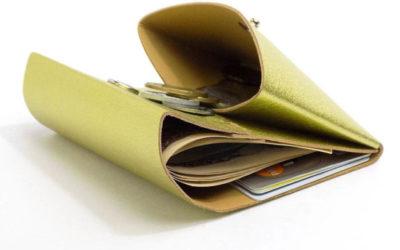 小銭入れの決定版!収納量抜群でカードも入れられる万能ミニ財布 epoquesewn(エポックソーン)
