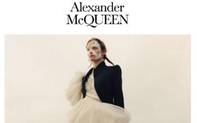 「ALEXANDER McQUEEN(アレキサンダー・マックイーン)」、2020年春夏のキャンペーンビジュアルを公開
