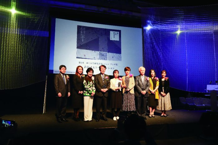 jun ashida(ジュンアシダ)2020春夏コレクション、ライブインスタレーション形式で発表 ジュンアシダ賞を女性研究者に