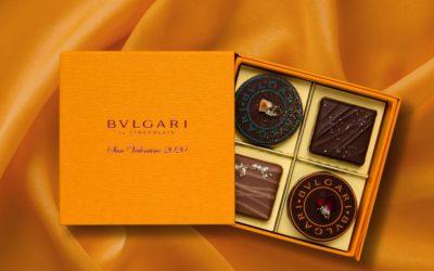 「ブルガリ チョコレート・ジェムズ」からバレンタイン限定チョコレート発売
