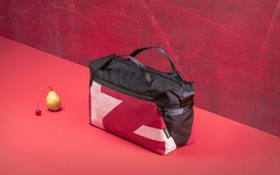 トラックタープ(幌)とペットボトル素材のスポーツバッグ 「FREITAG(フライターグ)」、新作を発売
