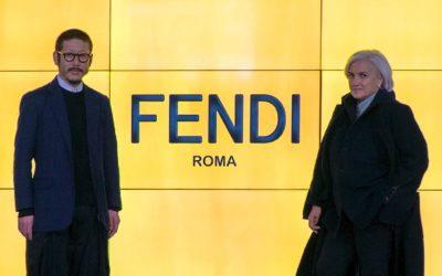 「FENDI(フェンディ)」と「ANREALAGE(アンリアレイジ)」が2020-21年秋冬メンズミラノコレクションでコラボ