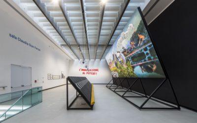 サスティナビリティへの進んだ取り組みでも有名な「Alcantara®(アルカンターラ)」、ローマの美術館で企画展を主催