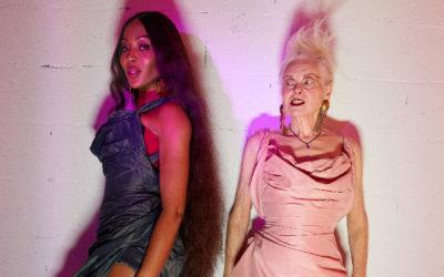 ナオミ・キャンベルを起用 「Vivienne Westwood(ヴィヴィアン・ウエストウッド)」、2020年春夏広告キャンペーンを発表