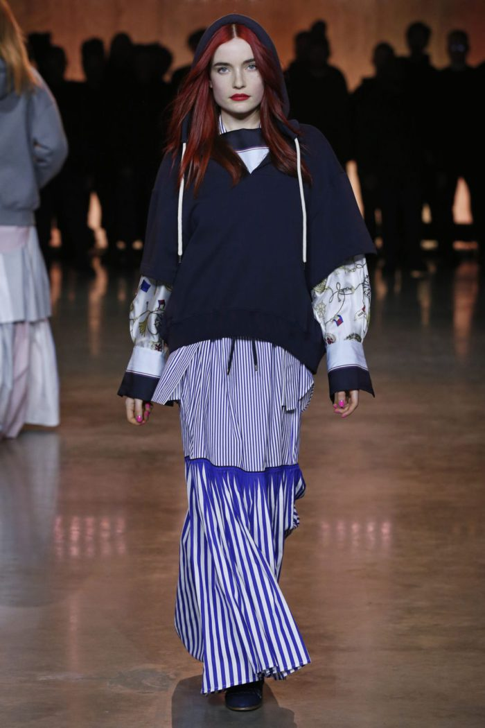 トミー ヒルフィガーがファッションショーTOMMYNOWをロンドンで開催