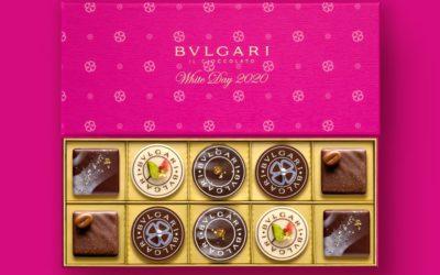 「ブルガリ チョコレート・ジェムズ」、ホワイトデー限定のチョコレートボックスを発売