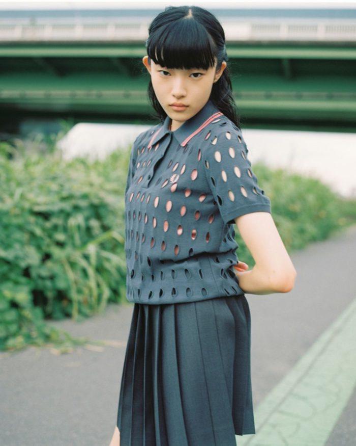 FRED PERRY × AKANE UTSUNOMIYA、3回目のコレクションを発売