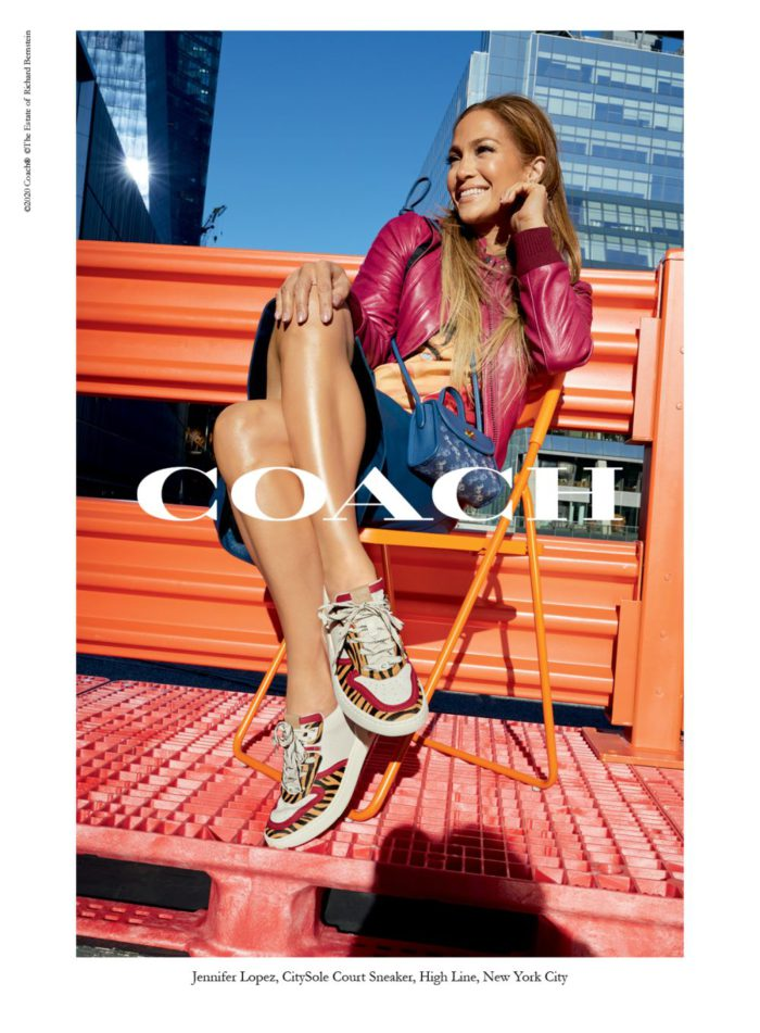 NY流の都会派スニーカー 「COACH(コーチ)」、「Coach CitySole」コレクションを発売