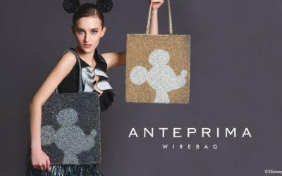 「ANTEPRIMA(アンテプリマ)」、ミッキーマウスとミニーマウスの新シリーズを発売