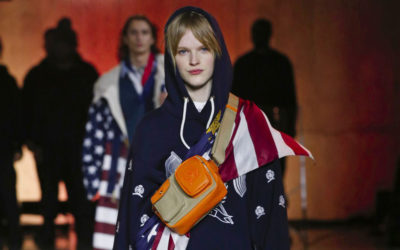トミー ヒルフィガーがファッションショーTOMMYNOWをロンドンで開催 「TOMMYXLEWISXH.E.R.」コラボレーションカプセルを発表