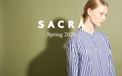 「SACRA(サクラ)」、初の旗艦店を東京・代官山にオープン