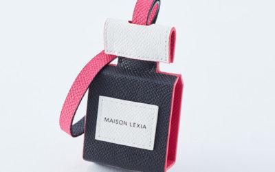 いつものバッグが素敵な香りに!好みの匂いを付けられるパフュームチャーム「MAISON LEXIA(メゾンレクシア)」