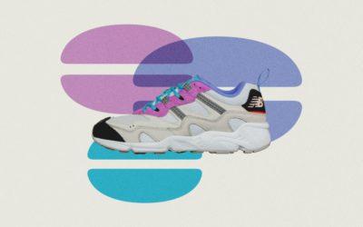 STUDIO SEVEN、New Balanceとmita sneakersとのトリプルコラボ・スニーカーを発売