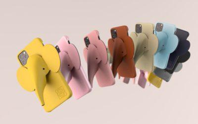 「LOEWE(ロエベ)」、iPhone用エレファントカバーの新商品を発売 11にも対応の9色カラバリ