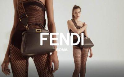 「FENDI(フェンディ)」、アイコンバッグの動画を公開